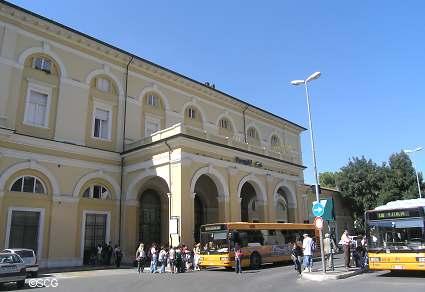 Stazione Ferroviaria di Fontivegge