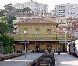Perugia Stazione ferroviaria di S.Anna