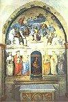 Fresco by Raffaello